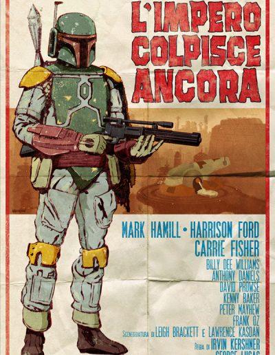 Star Wars Spaghetti Western: L'Impero Colpisce Ancora