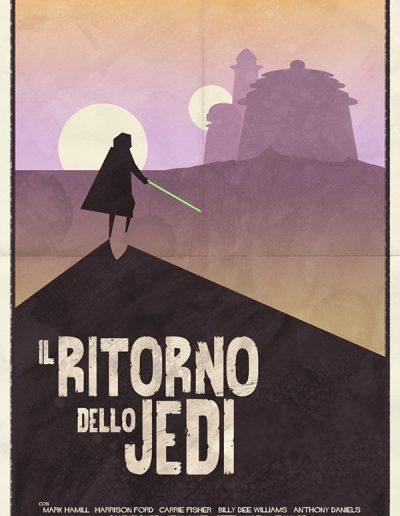 Star Wars Spaghetti Western: Il Ritorno Dello Jedi